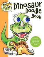 Go Fun! Dinosaur Doodle Book - Andrews McMeel Publishing LLC