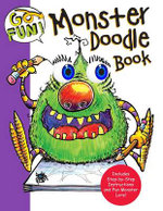 Go Fun! Monster Doodle Book - Andrews McMeel Publishing LLC