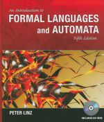 An Introduction to Formal Languages and Automata - Peter Linz