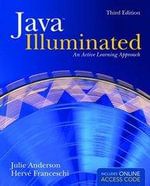 Java Illuminated : An Active Learning Approach [With CDROM] - Julie Anderson