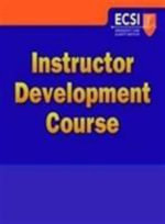 ECSI Instructor Development Course CD - Emergency Care & Safety Institute