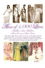 Ann Of 1,000 Lives : Author Ann Palmer relives her own Past Lives - Ann Palmer