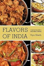 Flavors of India - Viya Sheth