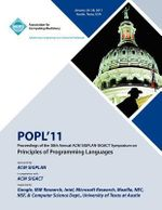 Popl 11 Proceedings of the 38th Annual ACM Sigplan-Sigact Symposium on Principles of Programming Languages - Popl 11 Conference Committee