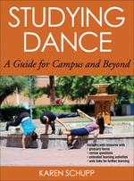 Studying Dance - Karen Schupp