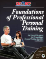 Foundations of Professional Personal Training - Canadian Fitness Professionals Inc.