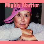 The Mighty Warrior : A Candid Look at One Woman's Journey Through the C... - Jude Gillispie
