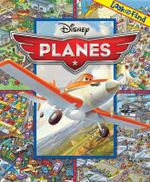 Disney Planes Look and Find - Publications International Ltd