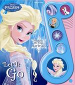 Disney Frozen : Let It Go : Little Music Note - Disney