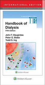 Handbook of Dialysis - John T. Daugirdas
