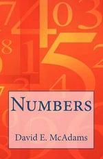 Numbers - David E McAdams