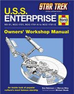 Haynes Manual : Star Trek U.S.S. Enterprise :  Star Trek U.S.S. Enterprise - Ben Robinson