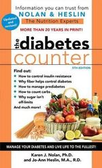 The Diabetes Counter, 5th Edition : Power Burn Just 2 Days a Week to Drop the Pounds - PH D Karen J Nolan