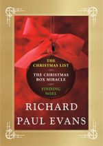Richard Paul Evans Ebook Christmas Set : Christmas List, Christmas Box Miracle, Finding Noel - Richard Paul Evans