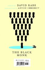 The Black Monk and The Dog Problem : Two Plays - David Rabe