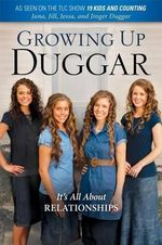 Growing Up Duggar : It's All about Relationships - Jill Duggar