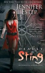 Deadly Sting : Elemental Assassin - Jennifer Estep