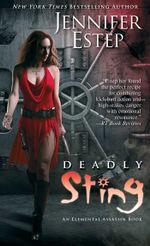 Deadly Sting : Elemental Assassin - Jennifer Estep
