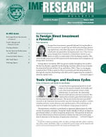 IMF Research Bulletin, March 2008