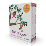 Taro Gomi Board Book Boxed Set : Spring Is Here - My Friends - Bus Stops - Taro Gomi