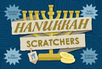 Hanukkah Scratchers - Erin Golden