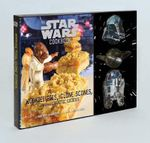 The Star Wars Cookbook : Wookiee Pies, Clone Scones, and Other Galactic Goodies - Robin Davis