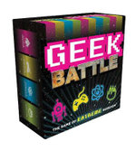 Geek Battle Game : The Game of Extreme Geekdom