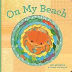 On My Beach : Felt Finger Puppet Board Books - Sara Gillingham