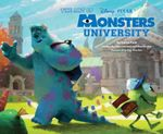 The Art of Monsters University - Karen Paik