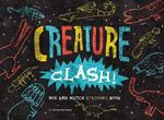 Creature Clash! : Mix and Match Coloring Book  - Angie Panian