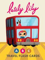 Lately Lily ABC Travel Flash Cards - Micah Player