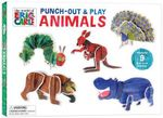 World of Eric Carle Punch-Out & Play Animals - Eric Carle