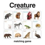 Creature Matching Game - Andrew Zuckerman
