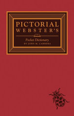 Pictorial Webster's Pocket Dictionary - John M. Carrera