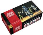Zombie Cribbage : The Classic Parlor Game That Just Won't Die - Forrest-Pruzan Creative