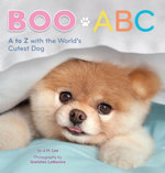 Boo ABC : A to Z with the World's Cutest Dog - J.H. Lee