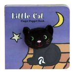 Little Cat : Finger Puppet Book - Klaartje Van Der Put
