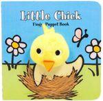 Little Chick : Finger Puppet Book - Klaartje Van Der Put
