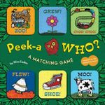 Peek-A Who? Matching Game - Nina Laden
