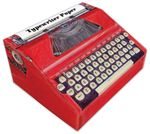 Typewriter Paper - Chronicle Books