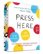 Press Here Game - Herve Tullet