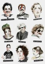 Punk Rock Writers Journal - Chronicle Books