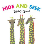 Hide and Seek - Taro Gomi