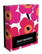 Marimekko Notes : 20 Different Cards and Envelopes - Marimekko