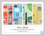 Pen to Paper Notecards : 16 Different Cards and Envelopes - Present & Correct