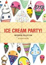 Ice Cream Party Notebook Collection - Rebeca Raney