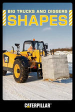 Big Trucks and Diggers : Shapes - Caterpillar