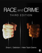 Race and Crime - Shaun L. Gabbidon