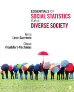 Essentials of Social Statistics for a Diverse Society - Anna Y. Leon-Guerrero