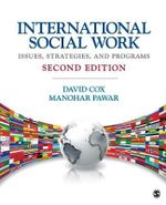 International Social Work : Issues, Strategies, and Programs - David R. Cox